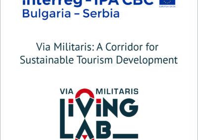 Via Militaris – Koridor za održivi razvoj turizma
