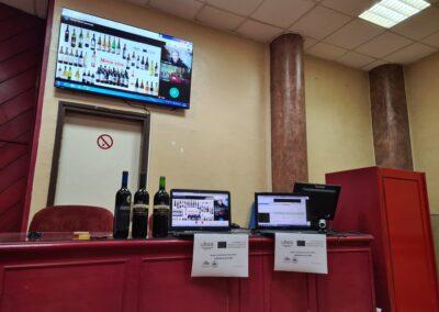Radionica: Degustacija, prezentacija i prodaja vina i rakije – vinski turizam – Kuršumlija