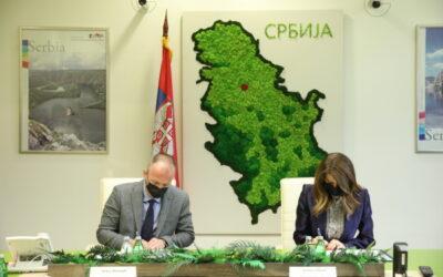 Sporazum o saradnji Ministarstva trgovine, turizma i telekomunikacija sa regionalnim razvojnim agencijama